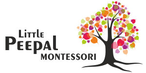 Little Peepal Montessori logo
